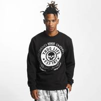 Thug Life / Pullover Barley in black