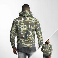 Thug Life Stamp Hoody Camouflage