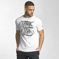 Thug Life T-Shirt White