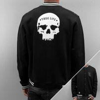 Thug Life Throne Jacket Black