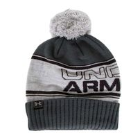 Under Armour Pom Beanie Stealth
