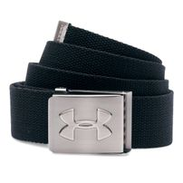 UNDER ARMOUR Webbing Belt Black