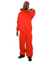 Urban Classic Blank Suit Red