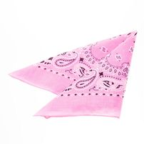Urban Classics Bandana pink