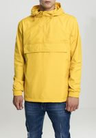Urban Classics Basic Pullover chrome yellow