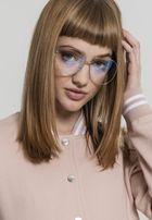 Urban Classics Glasses February silver