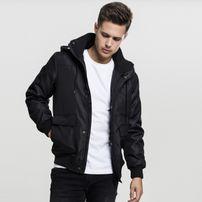Urban Classics Heavy Hooded Jacket black