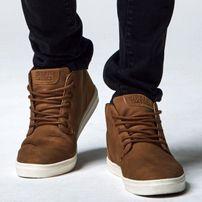 Urban Classics Hibi Mid Shoe toffee/wht