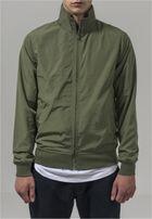 Urban Classics Nylon Training Jacket darkolive