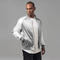 Urban Classics Souvenir Jacket silver/offwhite