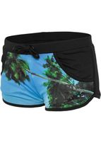 Urban Dance Beach Hot Pant blue hawaii
