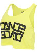 Urban Dance Dance Short Tanktop n.yel/blk