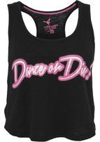Urban Dance Neon DoD Tanktop blk/pink