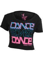 Urban Dance Short Dance Zebra blk/blu/pn