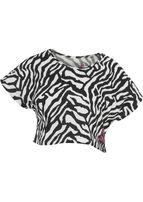 Urban Dance Zebra Short Dance wht/blk