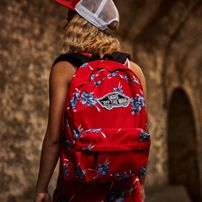 VANS WM REALM BACKPACK TOMATO HAWAI
