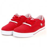 Vlado Footwear Spectro 3 Red Shoes