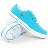 Vlado Footwear Spectro 3 Turquiouse Shoes
