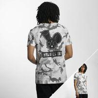 Who Shot Ya? Camo T-Shirt White/Black