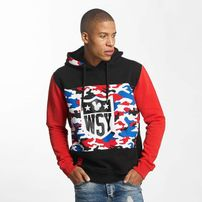 Who Shot Ya? Chillibash Hoody Black