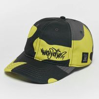 Who Shot Ya? / Flexfitted Cap Devious WW in yellow