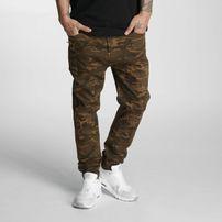 Who Shot Ya? Genius Antifit Jeans Brown Camouflage