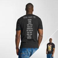 Who Shot Ya? InSquadWeTrust T-Shirt Black