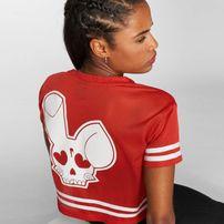 Who Shot Ya? / T-Shirt Short Mesh in red