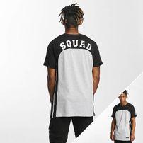 Who Shot Ya? T-Shirt SquadSquare Grey Melange
