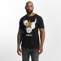 Who Shot Ya? / T-Shirt Viking in black