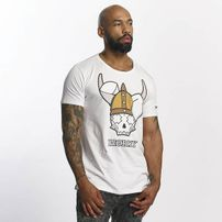 Who Shot Ya? / T-Shirt Viking in white