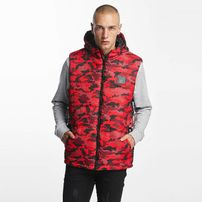 Who Shot Ya? / Vest BigWho Quilted in red