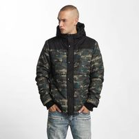 Who Shot Ya? / Winter Jacket Uniondale in camouflage