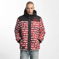 Who Shot Ya? / Winter Jacket Uniondale in red