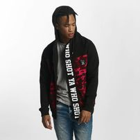 Who Shot Ya? / Zip Hoodie BigWho in red