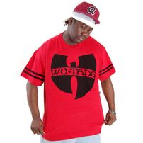 Wu-Wear 36 Chambers Tee Red