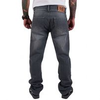 Wu-Wear Simple Denim Raw Grey