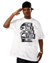 Wu-Wear The Only Meth Tee White