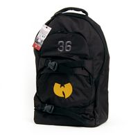 Wu-Wear Wu Backpack Black