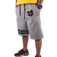 Wu-Wear Wu Tang Clan 36 Sweatshort Grey Black