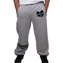 Wu-Wear Wu Tang Clan 36 WU Sweatpants Grey