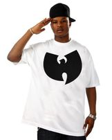 Wu-Wear Wu-Wear Logo T-Shirt white