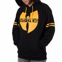 Wu-Wear WU36 Hoodie Black Yellow