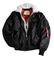 reputable site 76947 b4fec Alpha Industries N3B VF 59 Parka Jacket Black - Gangstagroup ...