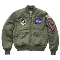 Alpha Industries MA-1 VF NASA Sage Green