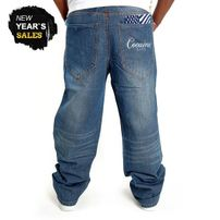 Cocaine Life Flaggy Logo Denim Medium Blue