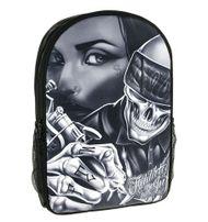 best loved ebae9 10cd4 Dyse One Inked Backpack Black