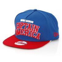 New Era 9Fifty Character Arch Captain Official Cap