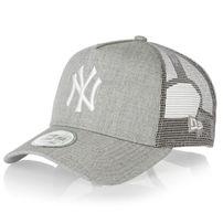 New Era 9Forty MLB Heather Truck NY Yankees Heather Grey