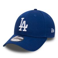 New Era 9Forty MLB League Basic LA Dodgers Royal White